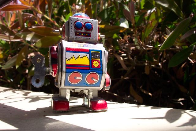 Robot Walk