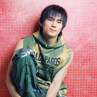 Jay Chou Smiling
