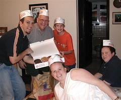 02-21-05  Krispy Kreme night
