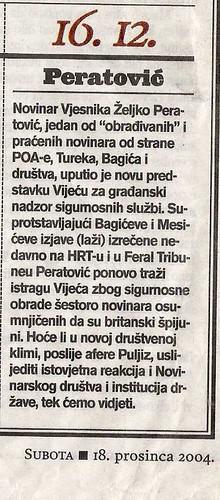 Pressefreiheit in Kroatien
