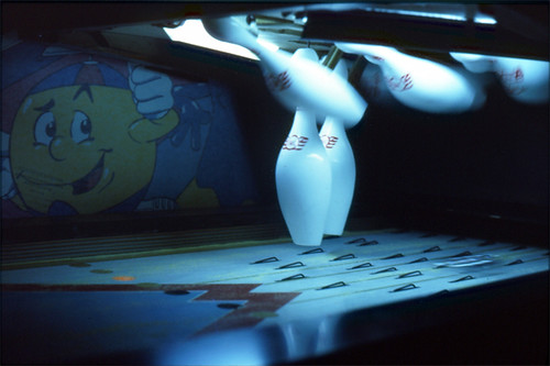 Bar bowling