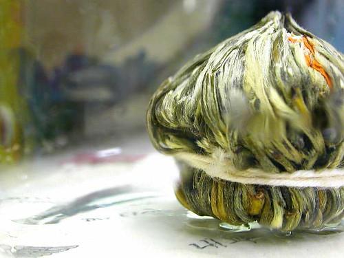 jasmine tea ball 2