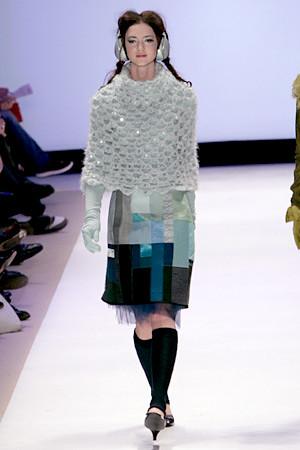 Jay McCarroll Crochet Capelet