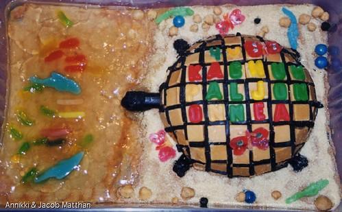 Kachun Birthday Cake Annikki 2000