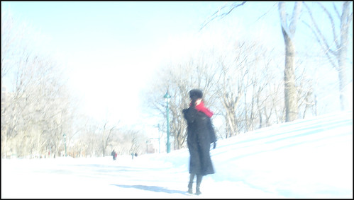 Winter-Lady