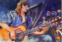Painting of Scott
