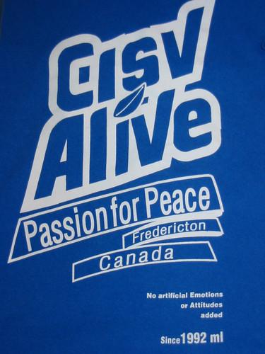 CISV Alive!