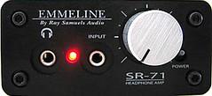 Emmeline SR71: el rey del audio portátil
