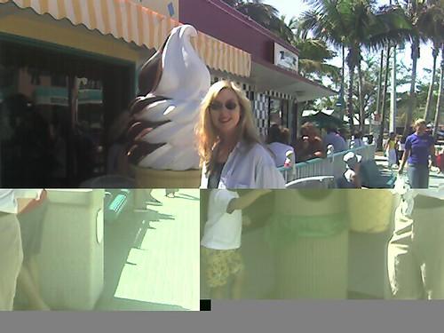 AZ Finds Giant Ice Cream in FL