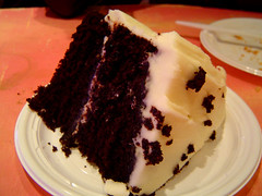 Sugar Sweet Sunshine chocolate cake