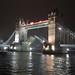 Tower Bridge raised by hbomb1947 the turnstile-jumper