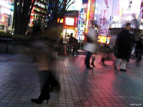 booty Shinjuku