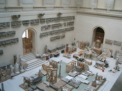 Louvre Storage