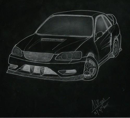 Honda City - Modded