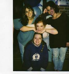 Vicky, Kim, and Susan