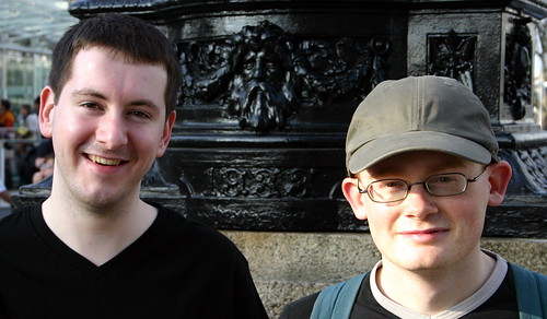 Simon and Ed