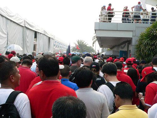 Malaysian F1