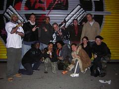 saturday night paintball crew