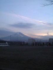 Evening Fuji