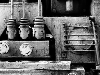 Monochrome machinery #1