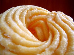 French cruller mountain
