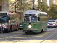 Brooklyn tram