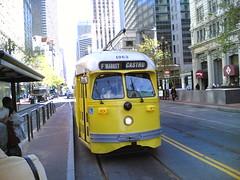 Philadelphia tram