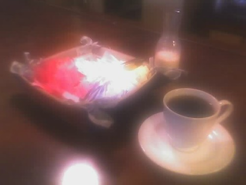 Sugar, Coffee ~ Milk