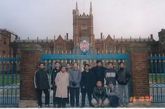 Queen's University of Belfast, Belfast, UK