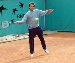 Mats Wilander vant French Open i 1982, '85 og '88. Fotografert i 2001.