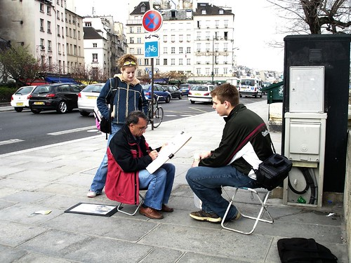 Couples in Paris near Notre Dame 7 | by Julie70 Joyoflife