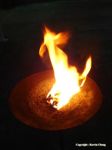 Flamedance