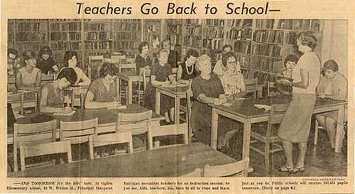 Ogden School Historic Photograph Album