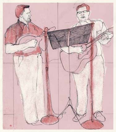 Pink Musicians | by Cindy Woods