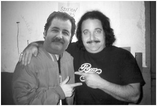 Tom & Ron Jeremy Seperated @ Birth