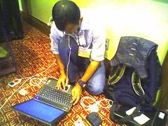 Rafat Ali Podcasting