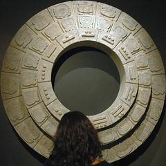 squared circle - mayan calendar