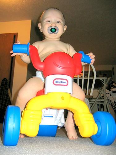 Beware Biker Baby!