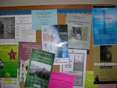 UND Bulletin Board