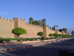 Varias fotos de Marrakech