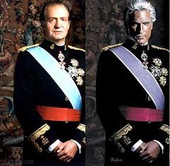 Juan Carlos vs Magneto