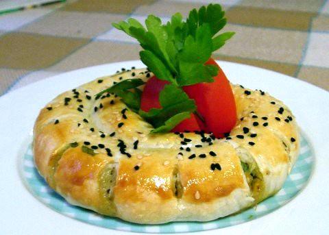 Patlıcanlı Börek