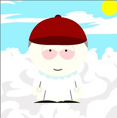 South Park Pope