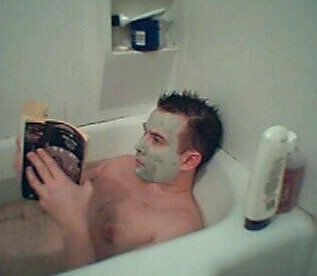 reading marx in the bathtub | by cwage
