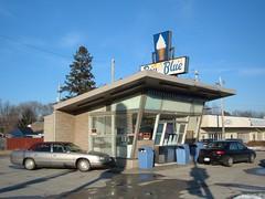 Boy Blue Frozen Custard Stand, Milwaukee | by repowers