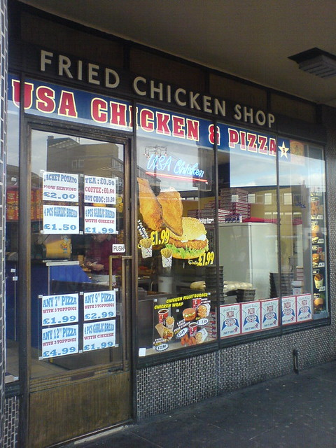 Fried Chicken Shop