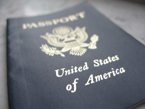 Passport USA | by clappstar