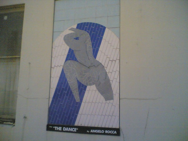 """The Dance"" by Angelo Rocca"