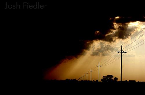 powerlines | by joshfiedlerphotography