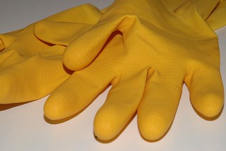 rubber_gloves   by How can I recycle this